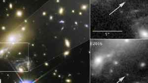 News video: Astronomers detect mysterious bursts of radio signals from distant galaxy