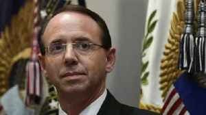 Deputy Attorney General Rod Rosenstein to leave post at Justice Department [Video]