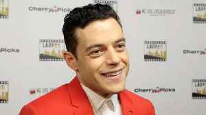 Rami Malek and Nicole Kidman 'May' Have Something Planned in Response to Golden Globes Moment (Exclusive) [Video]