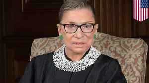 Supreme Court's Ginsburg misses oral arguments while recovering [Video]