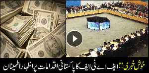 FATF satisfied with bid to curb money laundering, say officials [Video]