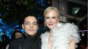 Trending: Rami Malek on Nicole Kidman's Golden Globes snub, Kit Harrington was 'sick' of 'Game of Thrones' at the end, and Melis [Video]