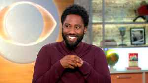 John David Washington talks