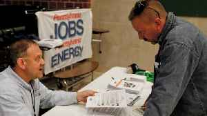 Drop In Jobless Claims Support Perception Of Strong US Economy [Video]