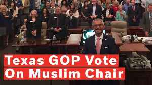 Texas Republicans To Vote On Removing Muslim-American From GOP Position Because Of His Religion [Video]