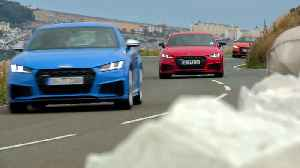 The new Audi TTS Driving Video [Video]