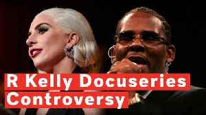 Lady Gaga Breaks Her Silence On R Kelly [Video]