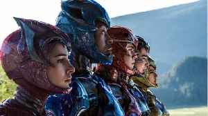 'Power Rangers' Unreleased Poster Revealed [Video]