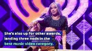 Cardi B Leads iHeartRadio Award Nominations [Video]