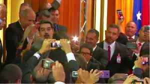 Venezuela's Maduro Begins Second Term Amidst International Opposition [Video]