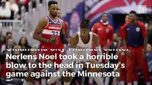 Terrifying Injury Leads to NBA Player Being Hospitalized [Video]