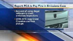 $650M settlement expected in FCA emissions scandal [Video]