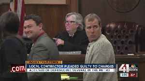 Concrete contractor pleads guilty to ripping off customers in fifth Missouri county [Video]