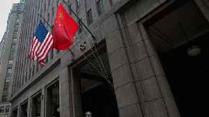 Latest Round Of US-China Trade Talks Conclude [Video]