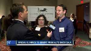 Special Olympics to benefit from auto show gala [Video]