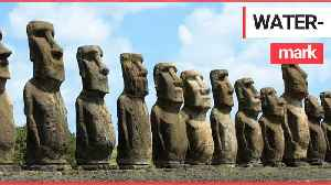 Easter Island's famous statues 'marked where inhabitants could drink fresh water' [Video]