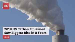 The Economy Is Growing But So Are Carbon Emissions [Video]