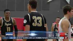 League battles continue on the hardwood on Wednesday [Video]