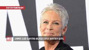 Jamie Lee Curtis Can't Stand Not Getting Paid For Being In A Commercial [Video]