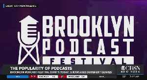 Brooklyn Podcast Festival Kicks Off Today [Video]
