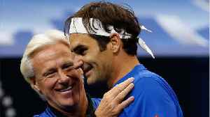 News video: Federer Would Play Bjorn Borg 'If I Could Go Back In Time'