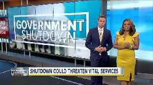 Government shutdown could threaten vital services [Video]