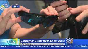 Amped Up Personal Tech Introduced At CES In Las Vegas [Video]
