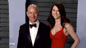 Amazon's Jeff Bezos And His Wife MacKenzie Announce Their Divorce [Video]