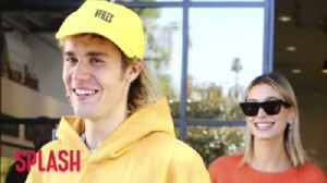 Justin And Hailey Bieber In 'No Rush' For Official Wedding Ceremony [Video]
