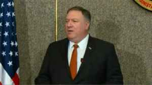 Pompeo: U.S. committed to fighting IS despite Syria withdrawal [Video]