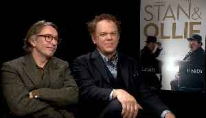 'Stan & Ollie': Exclusive Interview With Steve Coogan & John C. Reilly [Video]