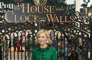 Cate Blanchett reveals hopes for new play [Video]
