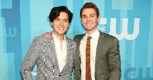Riverdale's Cole Sprouse and KJ Apa Are on Vacation Together — and Shirtless [Video]