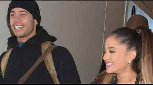 Ariana Grande Is HOOKING UP With Ex Ricky Alvarez As The Two Become 'Friends With Benefits'! [Video]
