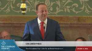 Gov. Jared Polis delivers 2019 State of the State address