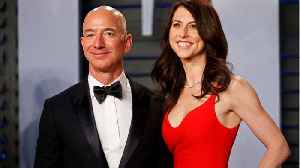 Amazon's Future Is In Question After Jeff Bezos Announces Divorce [Video]