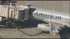 Airline Crew On Flight From Philly Taken To Hospital After Landing In Florida [Video]