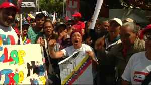 News video: Defying critics, Venezuela's Maduro starts new term