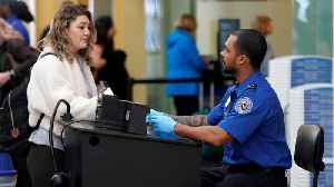 U.S. Air Travel Concerns Surface As Government Shutdown Drags On [Video]