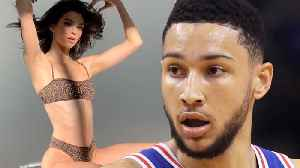 Ben Simmons Gets THIRSTY All Over Kendall Jenner On Instagram! [Video]