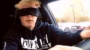 "Jake Paul's ""Bird Box Challenge"" Video REMOVED From Youtube After He Drives Car BLINDFOLDED! [Video]"