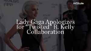 Lady Gaga Apologizes for