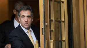 Ex-Trump Lawyer Cohen To Testify Before Congress [Video]