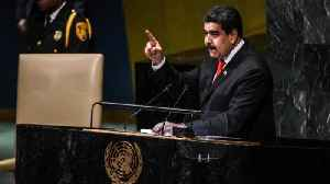 Venezuelan President Maduro Takes Oath Of Office [Video]