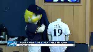 Billy Joel returning to Milwaukee to play Miller Park [Video]