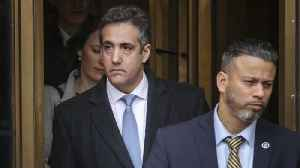 News video: Cohen to Publicly Testify Before Congress in February