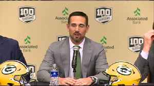 LIVE coverage: Packers officially introduce new head coach Matt LaFleur [Video]