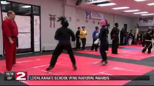local karate school wins national titles [Video]