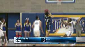 NIACC sweeps Iowa Central in hoops action [Video]