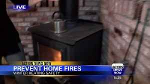 Fire Safety & Lowering Energy Use [Video]